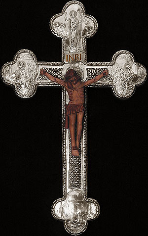 #A59 The Crucifix (Wall)