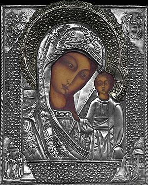 #P15 Mother of God of Kazan