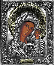 #P7 - Mother of God of Kazan