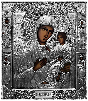 #S19 Mother of God of Tichvin